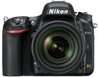 Nikon D750 + AF-S NIKKOR 24-120mm, 24,3 MP, 6016 x 4016 Pixel, CMOS, 5x, Full HD, Schwarz