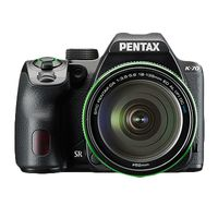 Pentax K-70 + 18-135mm, 24,24 MP, 6000 x 4000 Pixel, CMOS, Full HD, 688 g, Schwarz