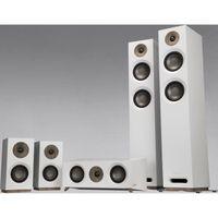 JAMO S807HCS Home Cinema Pack 5.0 - Dolby atmos bereit - White Ash