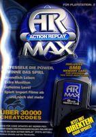 Playstation 2 - Action Replay MAX + 8MB Memory