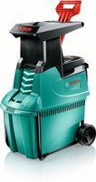 Bosch AXT22D Elektro Häcksler mit Transporträdern
