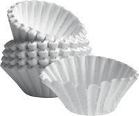 Korbfilter, Kaffeefilter, Filterpapier 1000 Filter 245 / 85 weiß, für Saro Thermo 24, K24T, Eco