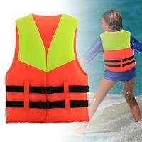 Kinder Rettungsweste Schwimmweste Schwimmhilfe Kanuweste Sport