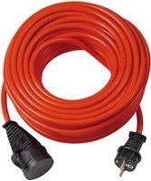 Brennenstuhl Baustellen-BQ-Verlängerungskabel IP44 25m orange H07BQ-F 3G1,5, 1161960