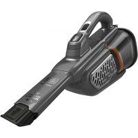 Black + Decker BHHV520BT 18V Dustbuster Akkustaubsauger  Titanium/Silber/Schwarz, Farbe:Titanium/Silber/Schwarz