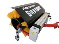 Powerpac Kehrbesen 50cm für Elekto-Schneeräumer ES230