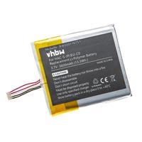 vhbw Akku kompatibel mit Nintendo Switch Spielekonsole HAC-001, HAC-S-JP/EU-C0 ersetzt HAC-003, HAC-A-BPHAT-C0- (Li-Polymer, 3600mAh, 3.7V)