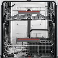 AEG FES5367XZM Einbau-Geschirrspüler 13 Maßgedecke AirDry XtraDry