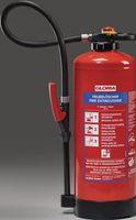 Gloria WKL6PRO Hochleistungs-Wasser-Feuerlöscher mit Wandhalter