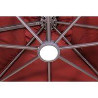 LED-Akku-Leuchte für Ampelschirme