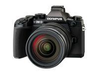 Olympus OM-D E-M1 Kit 12-40mm ED PRO 1:2,8 Schwarz