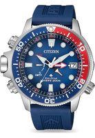Citizen BN2038-01L Eco Drive Taucheruhr Diver´s Diver Uhr Datum blau