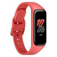 Samsung SM-R220 Galaxy Fit 2 Fitness-Tracker, Farbe:Rot
