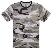 Brandit T-Shirt Farbe: Urban, Grösse: 6XL