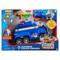 Paw Patrol Ultimativer Polizei-Rettungswagen