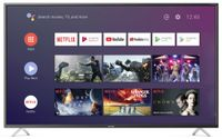 Sharp 4K Ultra HD LED 126cm (50 Zoll) LC-50BL2EA UHD Android Smart TV , Triple Tuner, HDR10
