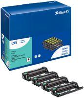 Pelikan 4229977, Brother, DCP-9020 CDW, 9022 CDW, HL-3140 CW, 3142 CW, 3150 CDW, 3152 CDW, 3170 CDW, 3172 CDW, MFC-9140 CDN,..., 15000 Seiten, Laserdrucken, Black, Black, Cyan, Magenta, Gelb
