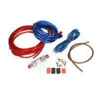 1500 Watt Auto Audio Subwoofer Verstaerker Installation Kit AMP RCA Verdrahtung Kit Kabel Sicherungshalter Draht Kabel