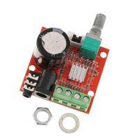 PAM8610 Mini 10 W + 10 W Stereo 2-Kanal-Audio Power Verstärker Board Modul 12 V