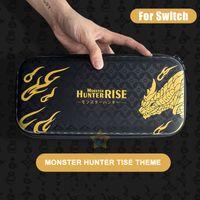 Schutzhülle für Nintendo Switch Monster Hunter Rise Tragetasche für Nintendo Switch Etui (B)