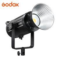 Godox SL200II 200W LED-Videolicht mit Tageslichtausgleich 5600K 74000lux 1 m CRI96 TLCI97 8 Vorprogrammierte FX-Spezialeffekte Kamerablitze