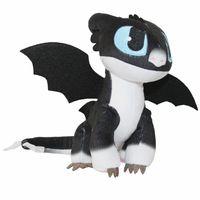 Baby Nachtlicht Drache | DreamWorks Dragons | 16 cm | Plüsch Figur | Softwool