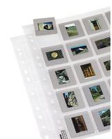 Hama - 2004 Dia-Hüllen für 20 gerahmte Dias im Format 5x5 cm, 25 Stück