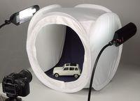 Kaiser Fototechnik Lichtzelt Cube-Studio 50 x 50 x 50 cm