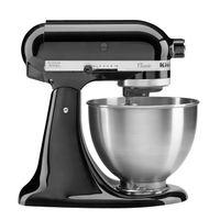 KitchenAid Küchenmaschine Classic 5K45SSEOB Onyx Black