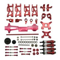 WLtoys 144001 Teile Upgrades Upgrade Differential Andere rot WLtoys 144001 Upgrade-Teile