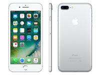 Apple Iphone 7 Plus - 128 GB, Silber