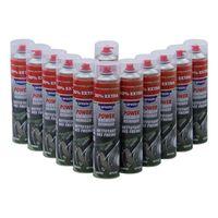 12x Presto Bremsenreiniger Power 600 ml. - Acetonfreier Teilereiniger mit effektiver Reinigung