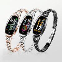 (Gold)Damen Smartwatches Schlaf Fitness Tracker Mehrere Sportmodi