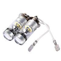 Nebelscheinwerfer Nebelscheinwerfer High Power 100W H3 Scheinwerferlampen LED Autolicht