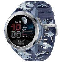 Honor GS Pro, 103 Sportmodi 5ATM Wasserdicht Bluetooth ruft Smartwatch, Camo Blue