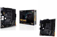 ASUS TUF GAMING B550M PLUS - AMD - Socket AM4 - AMD Ryzen 3 3rd Gen - 3rd Generation AMD Ryzen 5 - 3