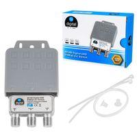 HB-DIGITAL SE UHD DiSEqC Schalter 2/1 Switch