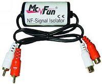 NF-Low-Level-Filter 'SI-18' isoliert Masse zwischen Rad.+Booster