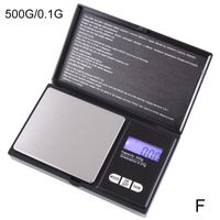 Neue Mini Digital Pocket Waagen Gold Schmuck Präzision Elektronische Micro Lab