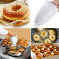 Kunststoff Donut Form Dedicated Donut Maker DIY Werkzeug Kuechengebaeck n herstellen Dessert Backform