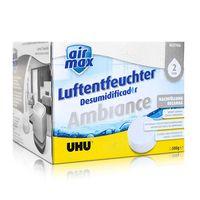 Uhu Air Max Ambiance Nachfülltabs, 2x 500g neutral Luftentfeuchter