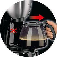 Braun KF 570/1 Cafehouse Filterkaffeemaschine, Kunststoff, 1100 Watt, Glaskanne, 10 Tassen, Wasserfilter, Abschaltautomatik