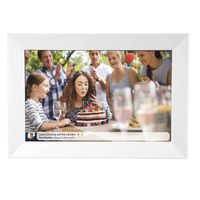 Inter Sales Frameo PFF-1014 weiss 25,4cm (10,1 ) 16GB Inter Sales