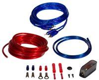 Crunch CRK10 10 qmm Verstärker Anschlusskit Kabelset