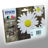 Epson Claria Home Multipack T 180 BK/C/M/Y            T 1806