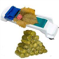 NEU Yaprak Sarma Maker Sushi Roller Werkzeug Gefüllte Weinblätter Maschine-Blue