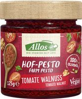 Allos Hof-Pesto Tomate Walnuss 125g