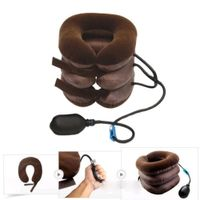 Cervical Vertebra Air Traction Neck Brace Pain Release Therapy Device Health PAL