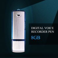 8 GB SPY Digital Voice Recorder Stift Diktiergerät USB-Speicherstick