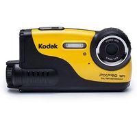 Kodak WP1, HD-Ready, 1280 x 720 Pixel, 30 fps, CCD, 16,44 MP, 16,44 MP